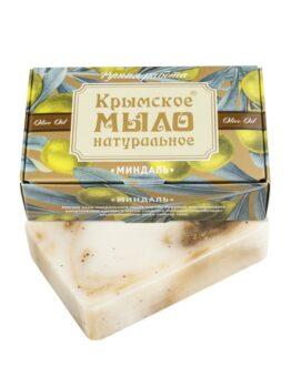 Крымское мыло натуральное «Миндальное»