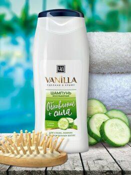 Шампунь «Vanilla» - Обновление+сила