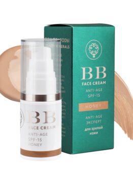 Anti-Age эксперт ВВ-крем для зрелой кожи «Beauty Minerals» - Honey